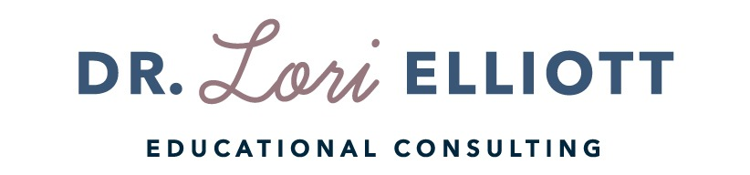 Dr. Lori Elliott Educational Consultant Sticky Logo Retina