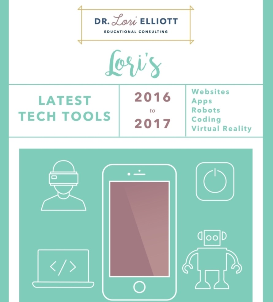 New eBook: Lori's Latest Tech Tools